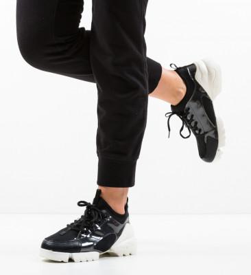 Спортни обувки Arfa Черни