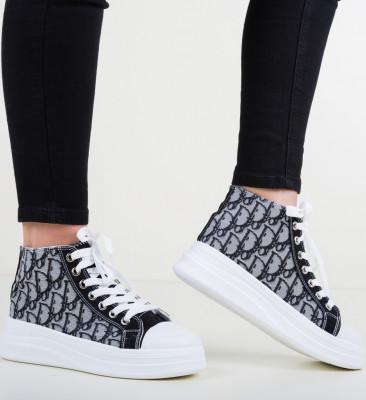 Спортни обувки Cafiomo Черни