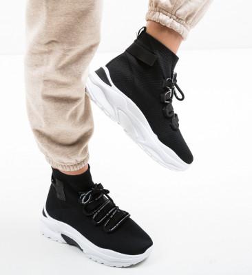 Спортни обувки Hunt Черни
