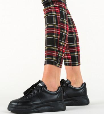 Спортни обувки Ianix Черни