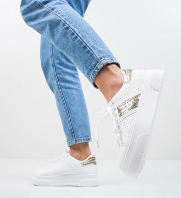 Спортни обувки Kane Бели