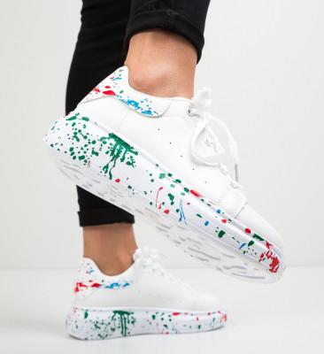 Спортни обувки Noki Бели