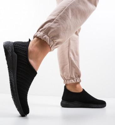 Спортни обувки Pope Черни