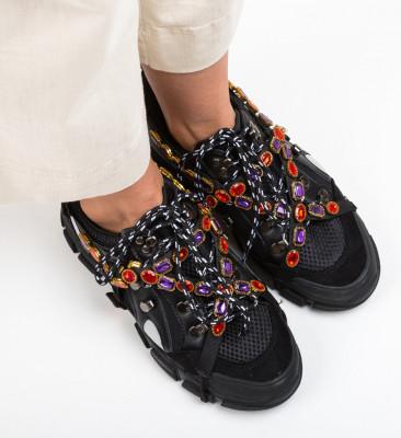 Спортни обувки Sears Черни