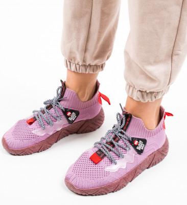 Спортни обувки Segsten Розов
