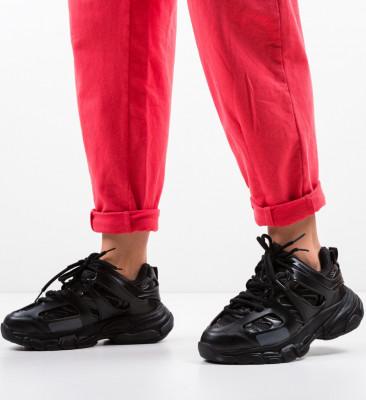 Спортни обувки Serio Черни