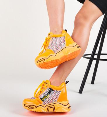 Спортни обувки Sprank Оранжеви