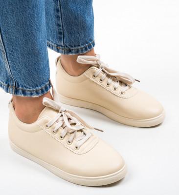 Спортни обувки Tifas Бежов