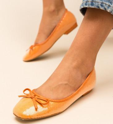 Балерини Rishi Оранжеви