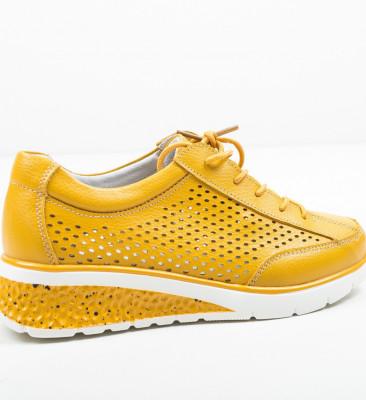 Ежедневни обувки Arv Жълти