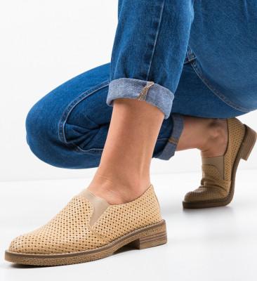 Ежедневни обувки Bonill Бежов
