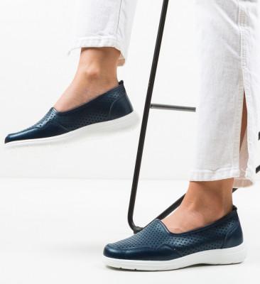 Ежедневни обувки Chapman Тъмносин