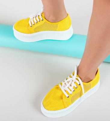 Ежедневни обувки Doheris Жълти