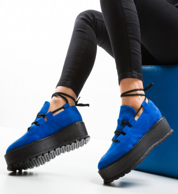 Ежедневни обувки Dreaam Сини