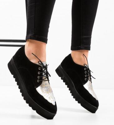 Ежедневни обувки Egypt 2 Черни