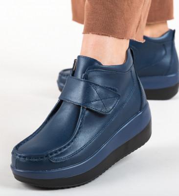 Ежедневни обувки Euan Тъмносин