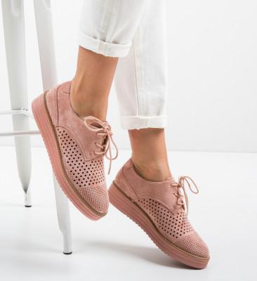 Ежедневни обувки Femar Розов