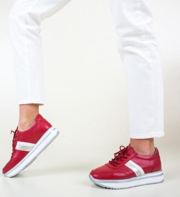 Ежедневни обувки Good Червени