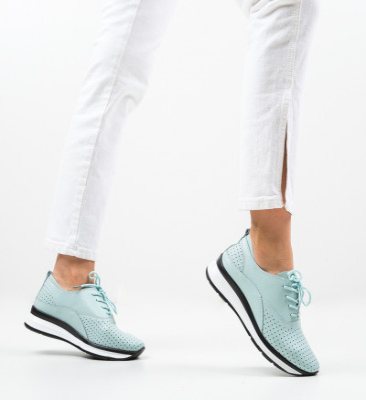 Ежедневни обувки Gough Тюркоаз