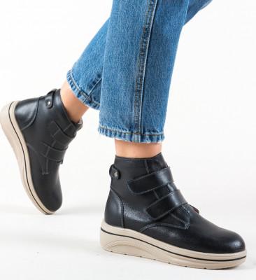 Ежедневни обувки Jabal Черни