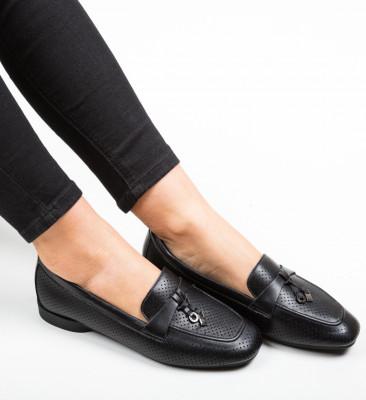 Ежедневни обувки Locker Черни