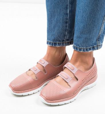 Ежедневни обувки Lott Розов