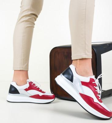 Ежедневни обувки Lynde Червени