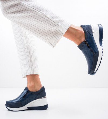 Ежедневни обувки Lynsey Тъмносин