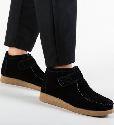 Ежедневни обувки Miuto Черни