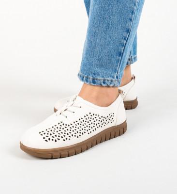 Ежедневни обувки Rinhob Бежови