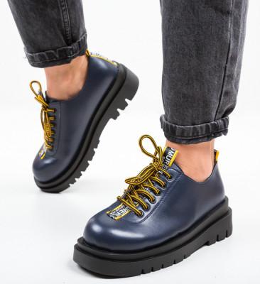 Ежедневни обувки Ryan Тъмносин
