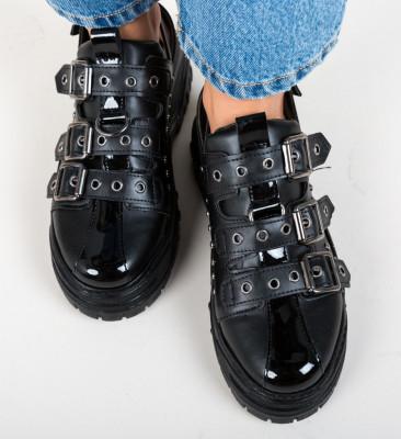 Ежедневни обувки Stoneh Черни