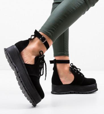Ежедневни обувки Vespas 2 Черни