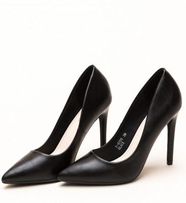 Обувки Abiha Черни