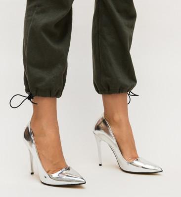 Обувки Alya Сребърни