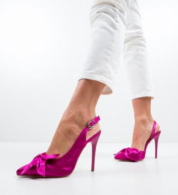 Обувки Andras Фуксия