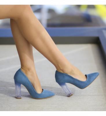Обувки Bahar Сини