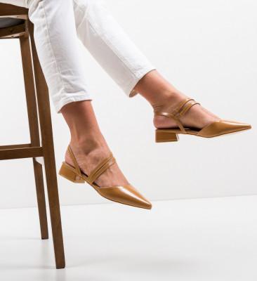 Обувки Brad Камел