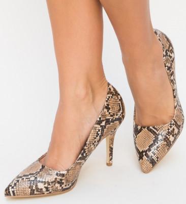 Обувки Dora Бежови