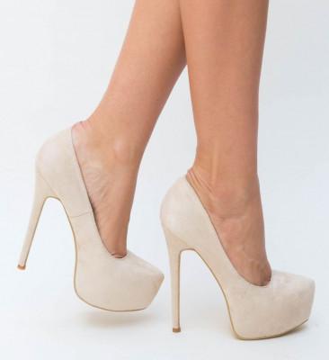 Обувки Escuba Бежови