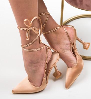 Обувки Freja Розов