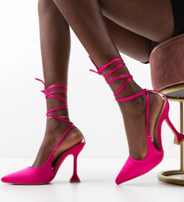 Обувки Freja Фуксия