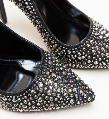 Обувки Hadi Черни