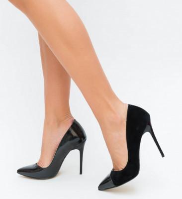 Обувки Hag Черни