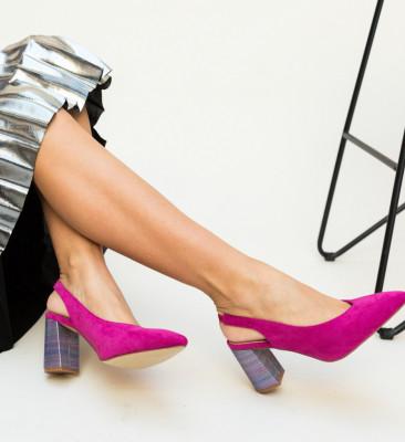 Обувки Iwan Розови