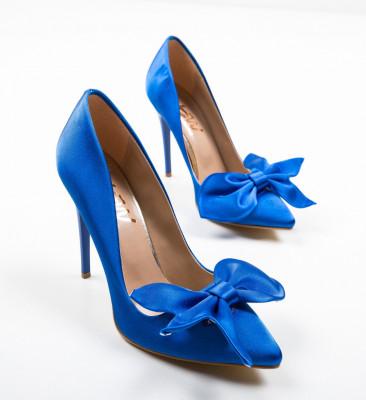 Обувки Juanita 2 Сини