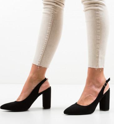 Обувки Kyal Черни