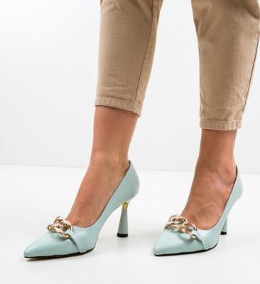Обувки Link Тюркоаз