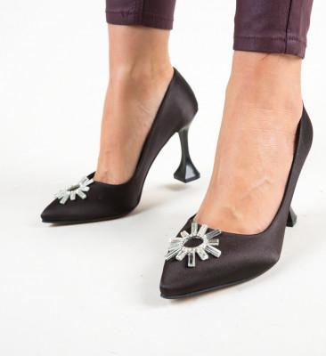 Обувки Piramin Negri 2 Черни