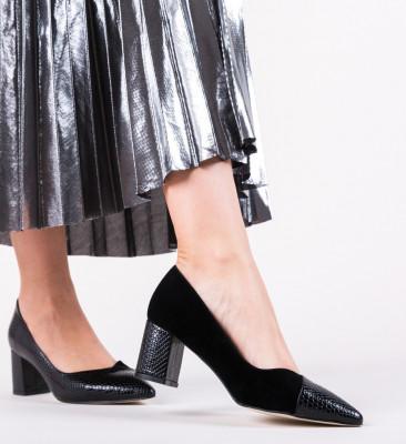 Обувки Punaka Черни
